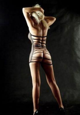 Лиза — массаж с интимом от 3000 руб. в час